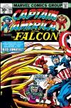 CAPTAIN AMERICA #209 COVER