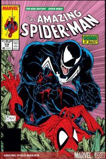 Spider-Man: Birth of Venom (Trade Paperback)