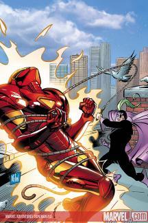 Marvel Adventures Iron Man #13