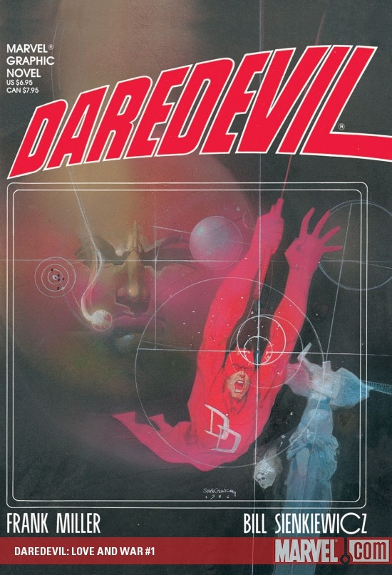 Daredevil: Love and War (1986) | Comic Issues | Marvel