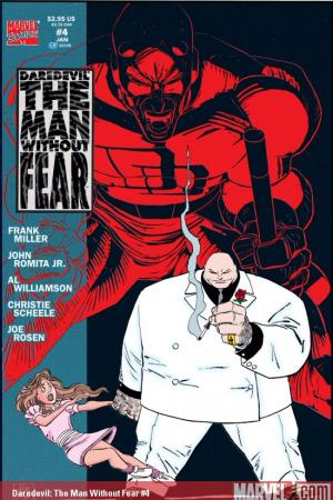 Daredevil: The Man Without Fear (1993) #4