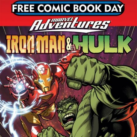 Free Comic Book Day 2007 (Marvel Adventures) (2007 - Present)