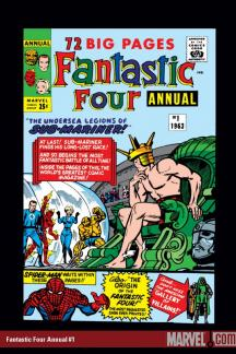 Fantastic Four Omnibus Vol. 1 (Hardcover)