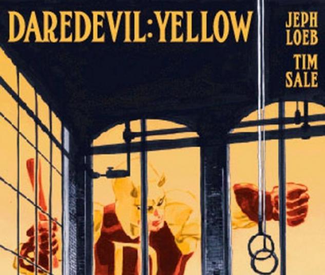DAREDEVIL: YELLOW (2008) #2 COVER