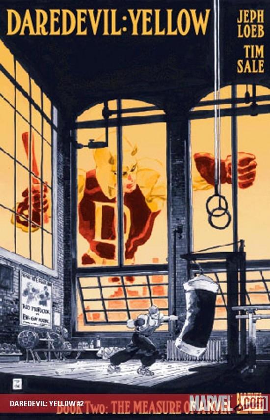 Daredevil: Yellow (2001) #2