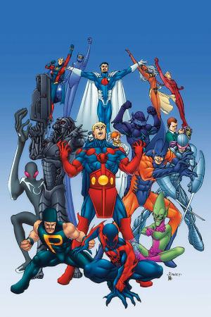 All-New Official Handbook of the Marvel Universe a to Z: Update (2007) #1