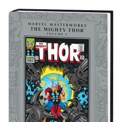 Marvel Masterworks: The Mighty Thor Vol. 5 (Hardcover)