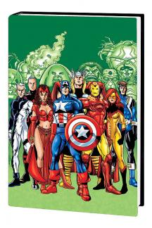 Avengers Assemble Vol. 3 (Hardcover)