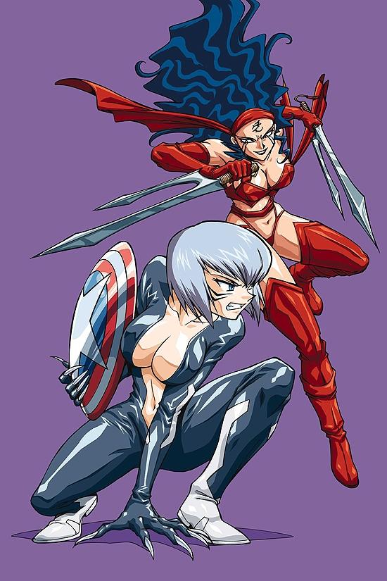 New Mangaverse (2006) #3
