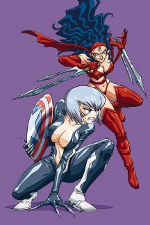 New Mangaverse #3