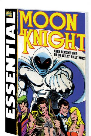 Essential Moon Knight Vol. 1 (Trade Paperback)