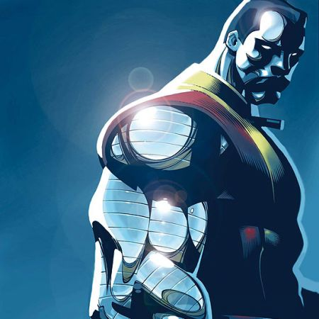 X-MEN: COLOSSUS BLOODLINE #4