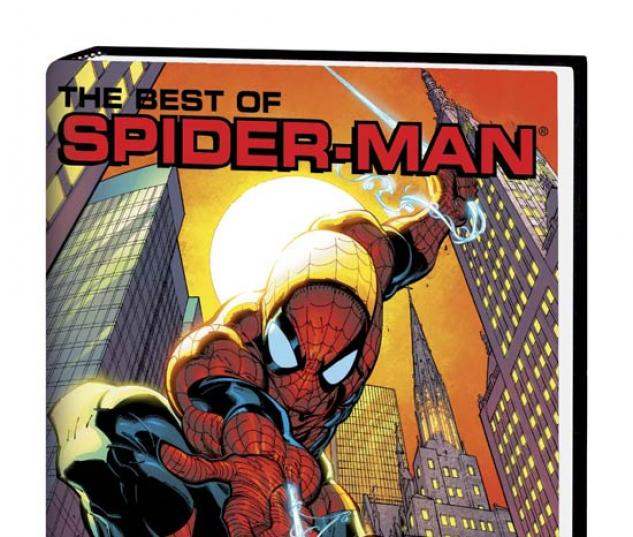 BEST OF SPIDER-MAN VOL. 3 HC COVER