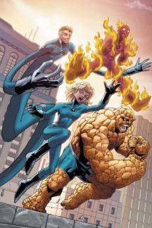 Marvel Age Fantastic Four (2004) #4