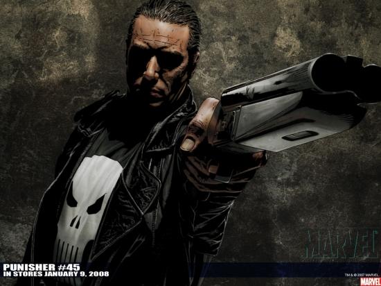 Punisher (2004) #45 Wallpaper