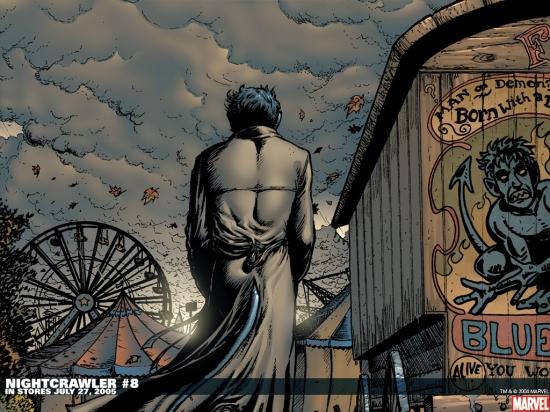 Nightcrawler (2004) #8 Wallpaper