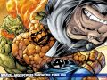 Marvel Adventures Fantastic Four (2005) #33 Wallpaper