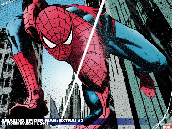 Amazing Spider-Man: Extra! (2008) #3 Wallpaper