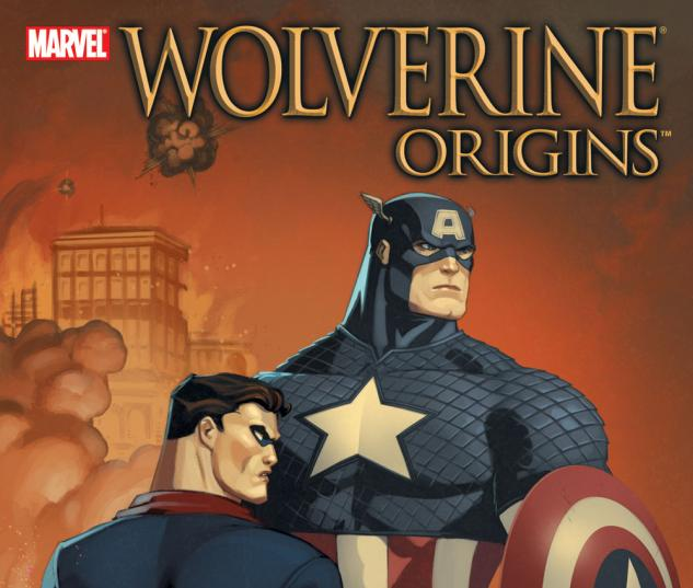 WOLVERINE: ORIGINS VOL. 4 - OUR WAR #0