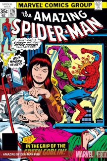 The Amazing Spider-Man #178