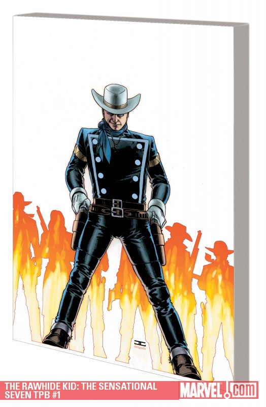 THE RAWHIDE KID: THE SENSATIONAL SEVEN TPB (Trade Paperback)
