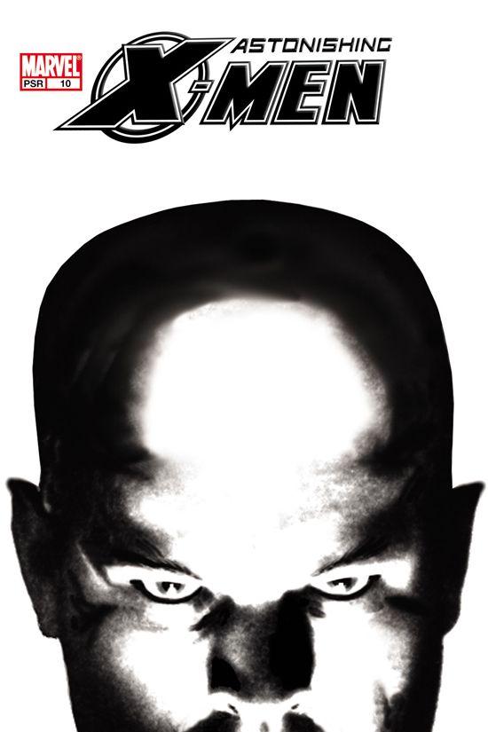 Astonishing X-Men (2004) #10