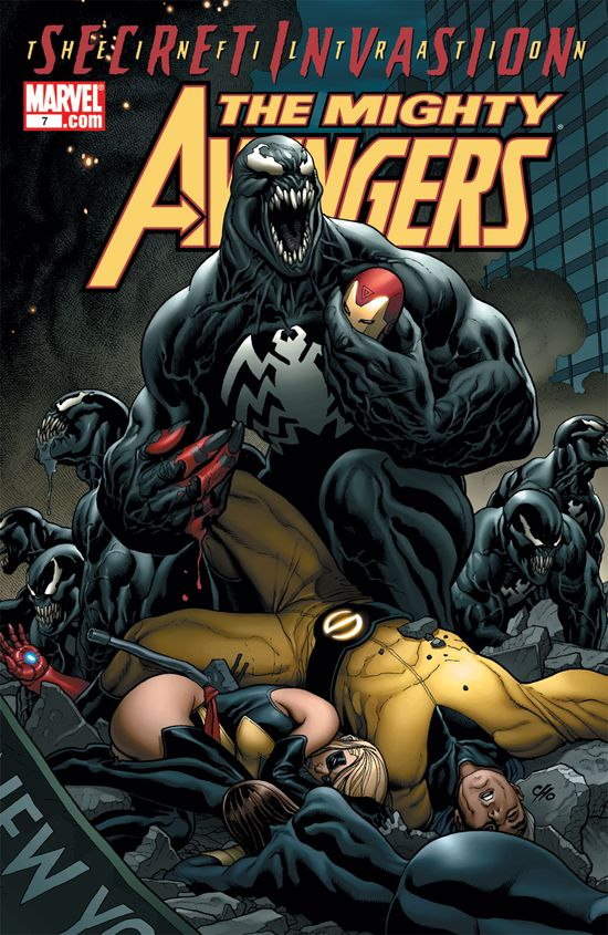 Mighty Avengers (2007) #7