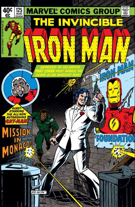 Iron Man (1968) #125