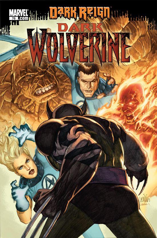 Dark Wolverine (2009) #76
