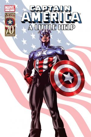 Captain America: A Little Help (2011) #1