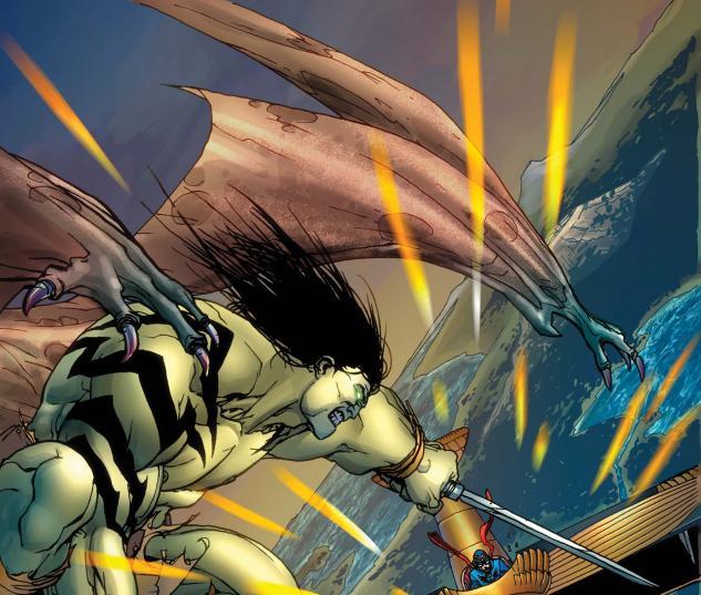 Skaar: King of the Savage Land  #4