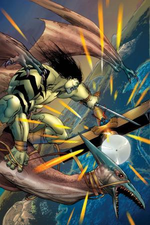 Skaar: King of the Savage Land (2011) #4