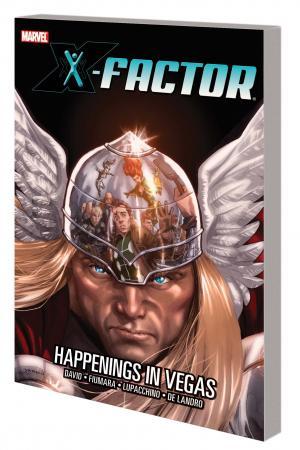 X-Factor Vol. 11: Happenings in Vegas (Trade Paperback)