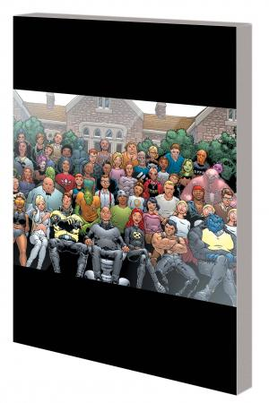 New X-Men By Grant Morrison Book 3 GN-TPB ()