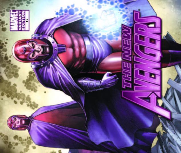 New Avengers (2010) #12, X-Men Art Variant