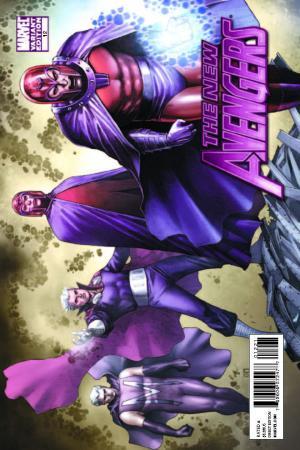 New Avengers (2010) #12 (X-Men Art Variant )