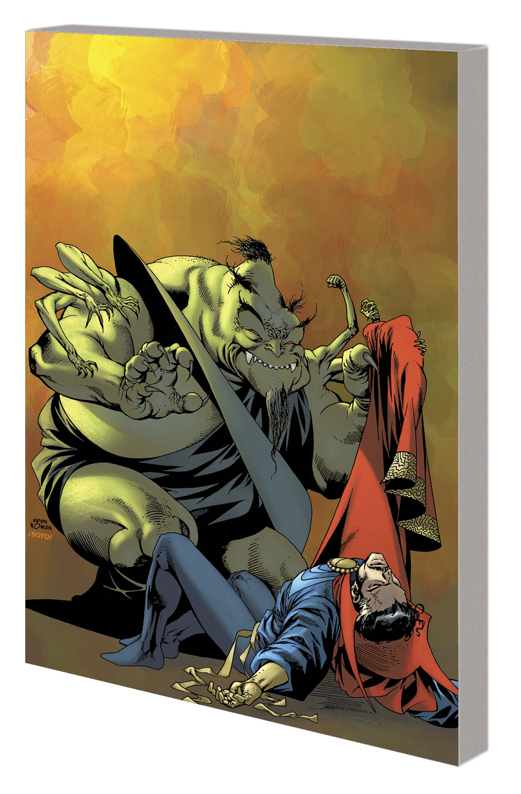 Doctor Strange: Strange Tales (Trade Paperback)