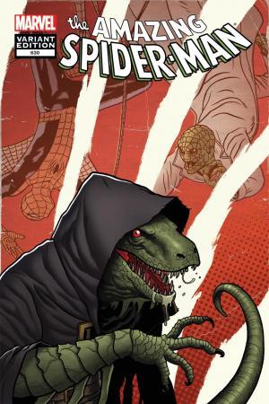 Amazing Spider-Man #630  (QUINONES VARIANT)
