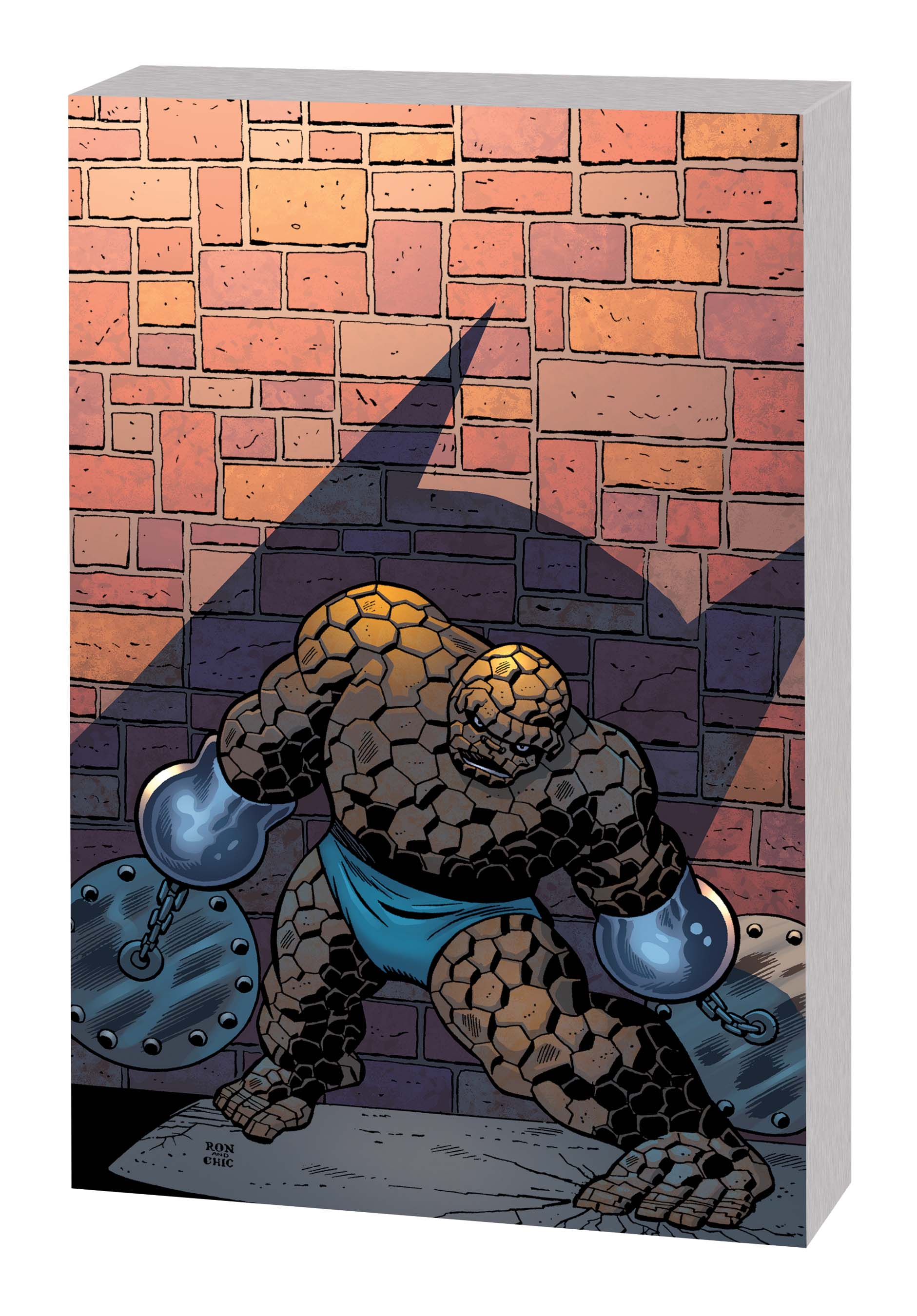 Essential Marvel Two-in-One Vol. 4 (Trade Paperback)