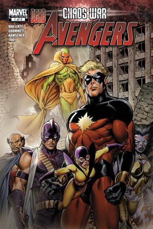 Chaos War: Dead Avengers #1