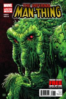 Infernal Man-Thing (2010) #1