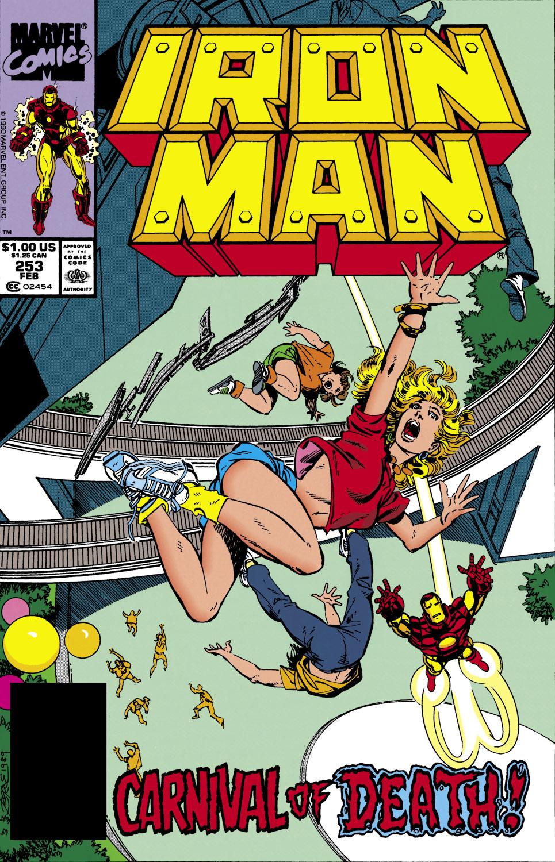 Iron Man (1968) #253