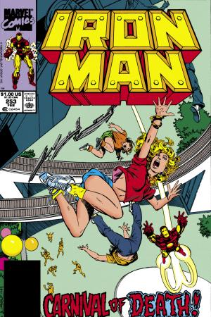 Iron Man #253