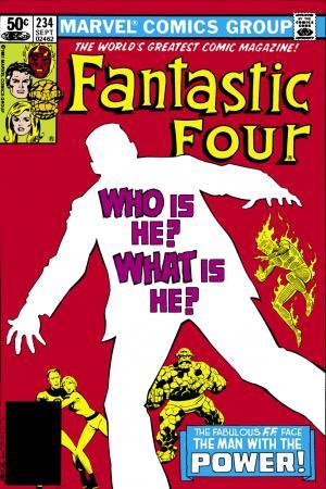 Fantastic Four (1961) #234