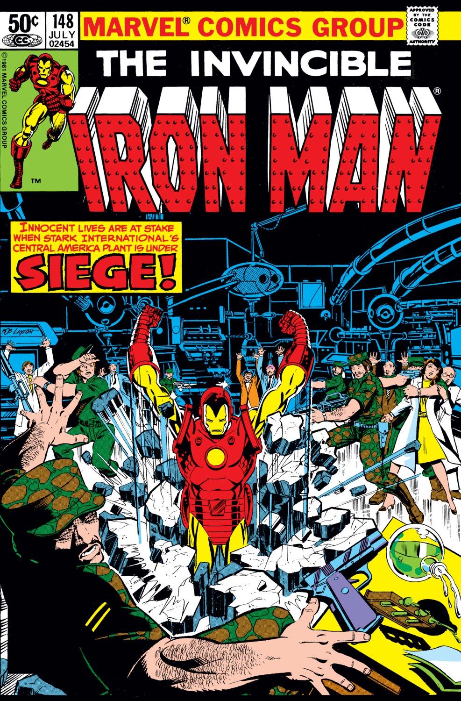 Iron Man (1968) #148