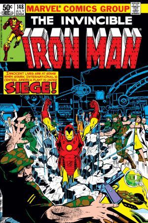 Iron Man #148