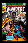 Invaders (1975) #29 Cover