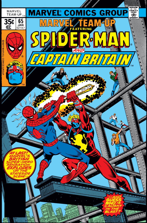 Marvel Team-Up (1972) #65