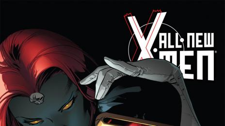 All-New X-Men (2012) #7 Cover