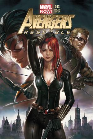 Avengers Assemble (2012) #13 (Lee Variant)